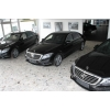 Аренда на свадьбу  Mercedes-Benz s600 w222 белого/черного цвета.