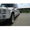Лимузин Mercedes-Benz Gelandewagen для любых мероприятий в Астане.