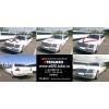 Прокат лимузина Infiniti QX56 белого цвета для свадьбы.