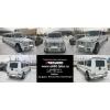 Прокат лимузина Mercedes-Benz Gelandewagen белого цвета для свадьбы